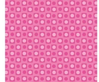 Vector Polka Dot Pattern Vector Art