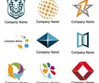 Vector Logo Templates Graphics Pack