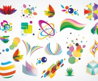 Logo Design Elements Vector Set