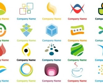Free Logo Elements Vector Misc