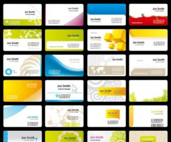 30 Practical Card Template Vector