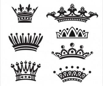 European Crown Vector