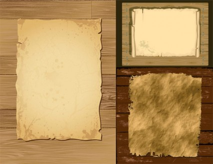 Old newspaper vector free vector download 383145 | cannypic.