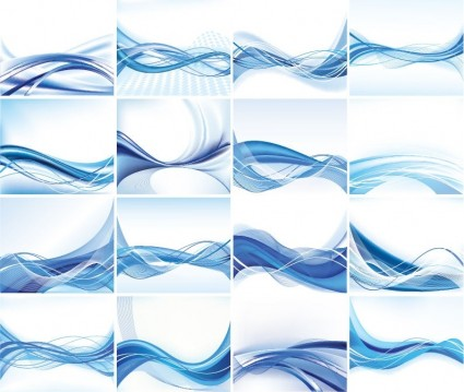 abstract vector background set vector abstract ai svg eps vector