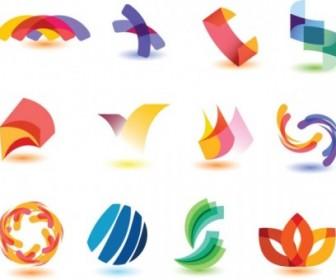 Dynamic Color Vector Logo Pack