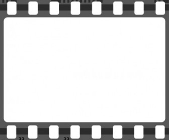 Film Strip Vector Clip Art