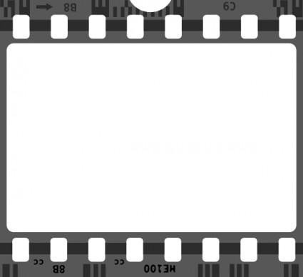 Free Vector Art & Vector Graphics - Free vector Film Strip Vector Clip ...