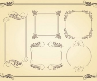 Simple Frame Vector Pack