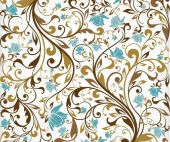 Floral Background Vector Art Vector Floral
