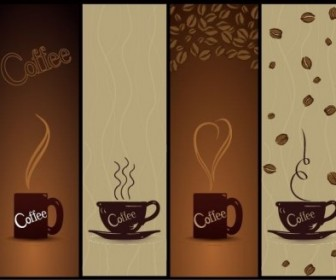 Vector Coffee Banners Vector Banner