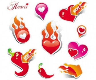 Heart Love Vector Logo