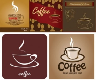 Coffee Icon Vector Pack
