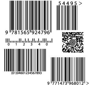 Barcode Vector Graphics Pack