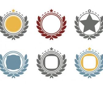 Free Vector Ornaments Frames