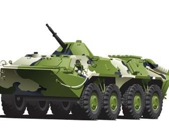 Illustration Tank of Soviet Russian Army