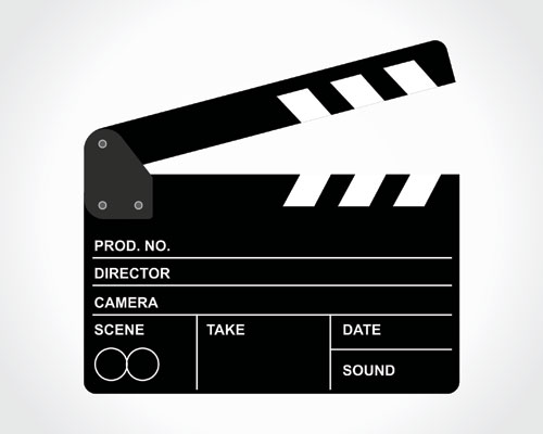 Vector film industry - Ai, Svg, Eps Vector Free Download