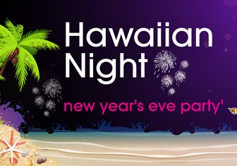 Hawaiian Night Party Cover Art