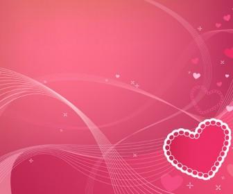 Valentine Day Love Background