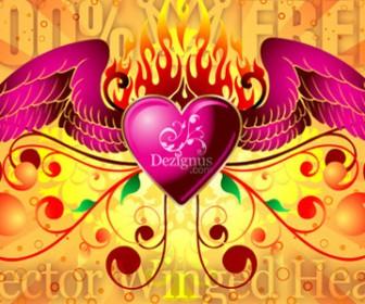 Wing Heart