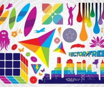 Colorful Graphics
