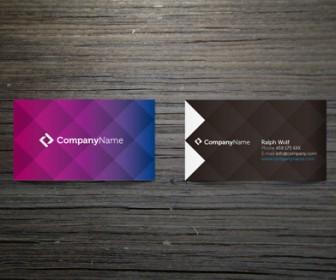 Company Name Card