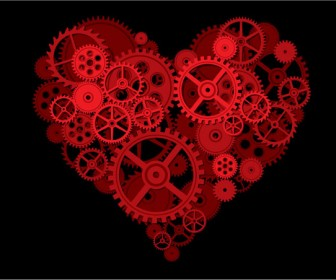 Stock Vector HEART