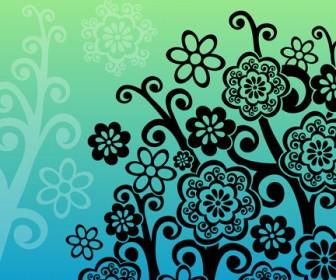 Flower Decoration Artwork