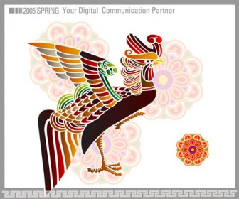 Traditional stock vector