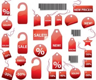 Price Tag Vector Pack