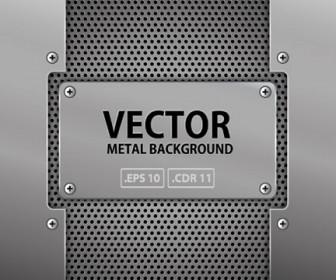 Metal Dark Background