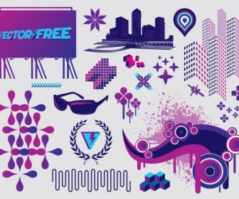 Free Footage Vector Pack