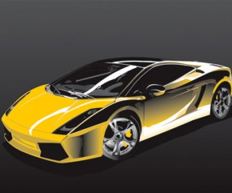 Gallardo Vector Illustration
