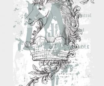 Free vintage vector t-shirt sketch