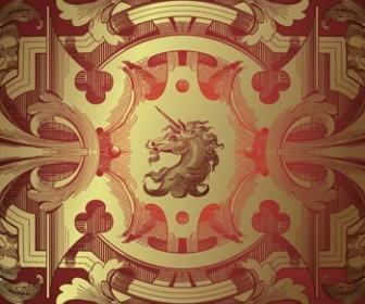 Red Vintage Backgrounds