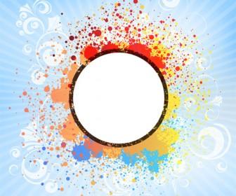 Colorful Circle Banner