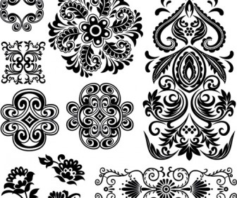 Chinese Ornamental Vector