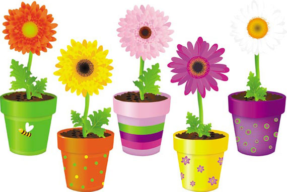 Free Flowers In A Vase Clipart Download Free Clip Art: Ai, Svg, Eps Vector Free Download