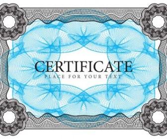 Gentle Certificate Vector Cover