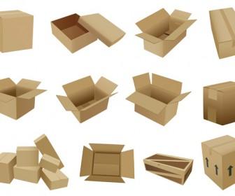Shipping 3D Box