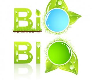 Bio labels vector
