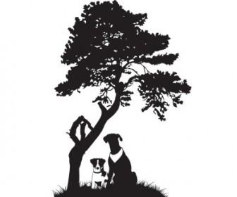 Vector Doggle Illustration