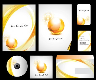 Yellow Business Template Collection