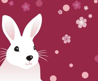 Rabbit Year Background