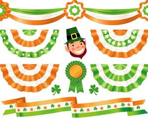 Paddy Decoration Illustration Vector