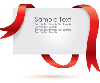 Free Vector Paper Ribbon