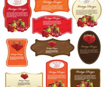Fruit Labels Pack
