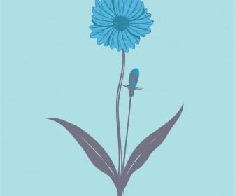 Flower illustration artwork