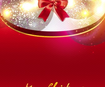 Christmas Cards Template Design Vector Art