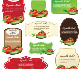 Vegetable Labels Pack