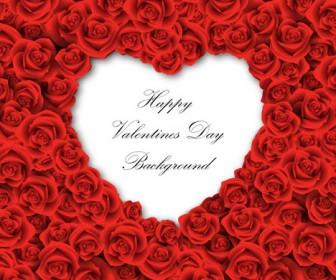 Valentines Background Art